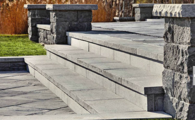 Techo Bloc Products Concrete Pavers Wall Block Edges