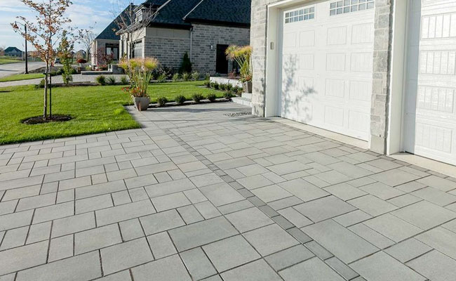 Techo bloc products concrete pavers wall block edges for Techo bloc